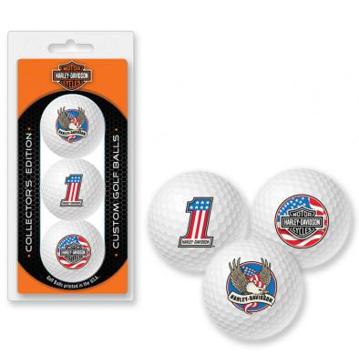 H-D® Collector's Edition Golf Ball Tri-Pack667