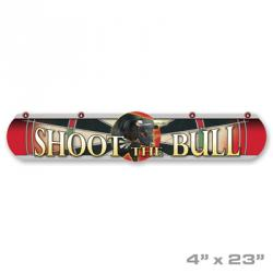 Shoot the Bull Red Throwline47556