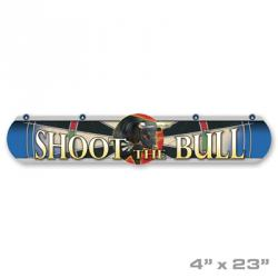 Shoot the Bull Blue Throwline47557