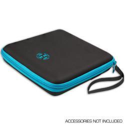 Blaze Pro 12 Case Black & Aqua 55128