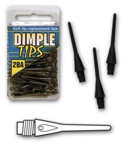 Dimple Tip 2ba 50 pack 71922