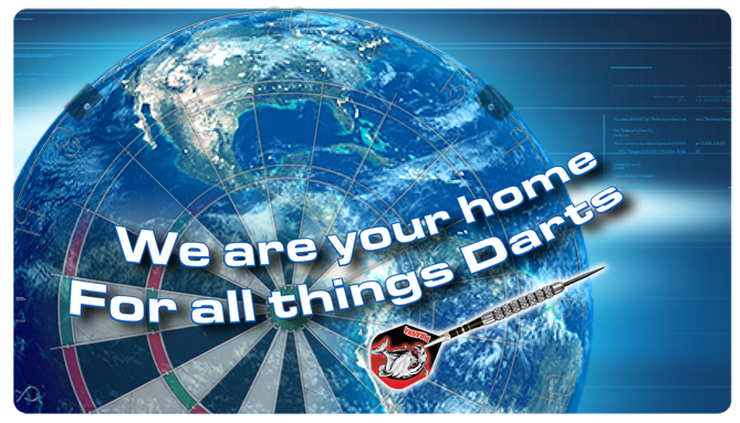 We are your home for all things Darts