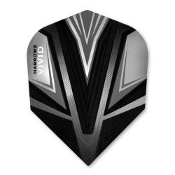Harrows Vivid Smokey Standard Dart Flights 3205