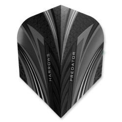 Harrows Prime Predator Smokey Standard Dart Flights 4116