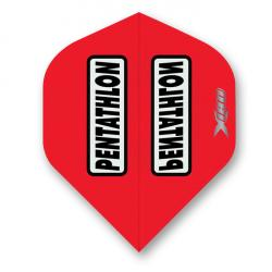 Pentathlon Standard Shape Red X180  4802