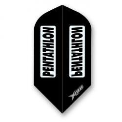Pentathlon Slim Shape Black X180  4806