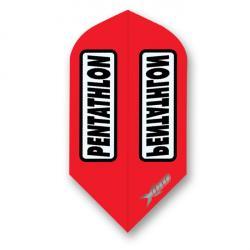 Pentathlon Slim Shape Red X180  4807