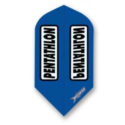 Pentathlon Slim Shape Blue X180  4808