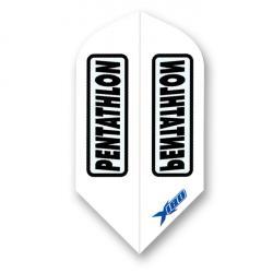 Pentathlon Slim Shape White X180  4809