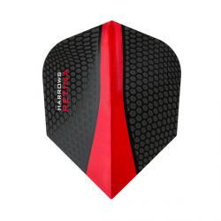 Retina Standard Black & Red 8301