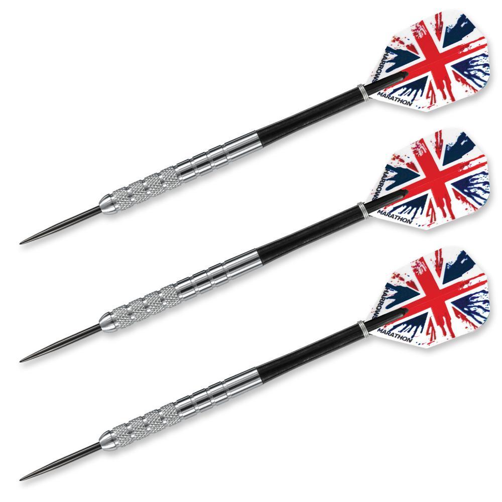 Torpedo 24 Gr Steel Tip Darts 59106