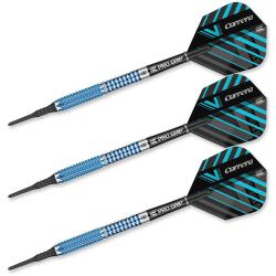 Carrera V-Stream V1 20 gr Soft Tip Darts 96562