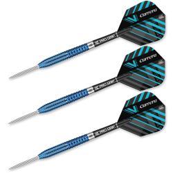 Carrera V-Stream V3 25 gr <br>Steel Tip Darts 92339