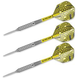 Bolide Swiss 2 25g <br>Steel Tip Darts 94436